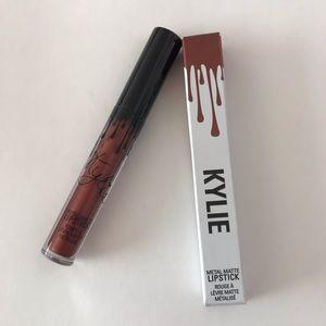 NEW Kylie Reign Metal Matte Lipstick